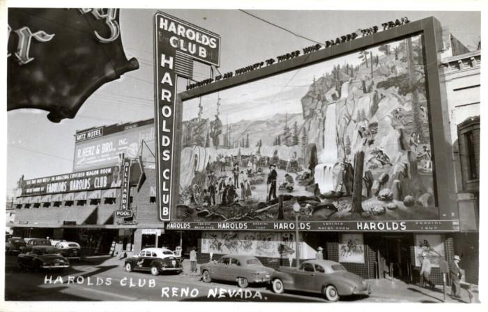 7. Harolds Club, Reno, 1953
