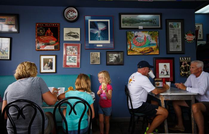 9. T-Ray's Burger Station, Fernandina Beach