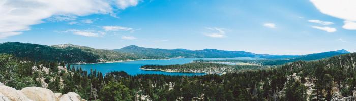 12. Big Bear Lake