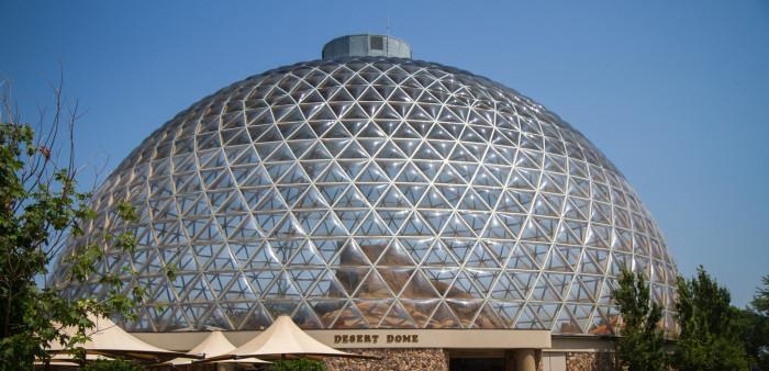 11. The Henry Doorly Zoo's Desert Dome