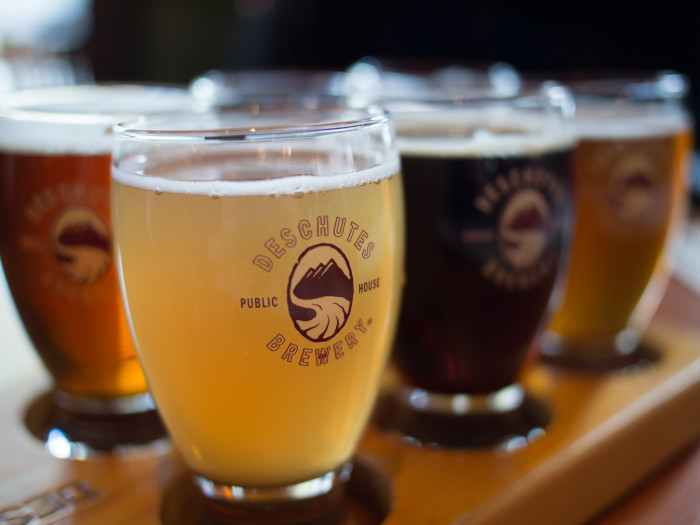 10. Oregon has tons of delicious local beer.