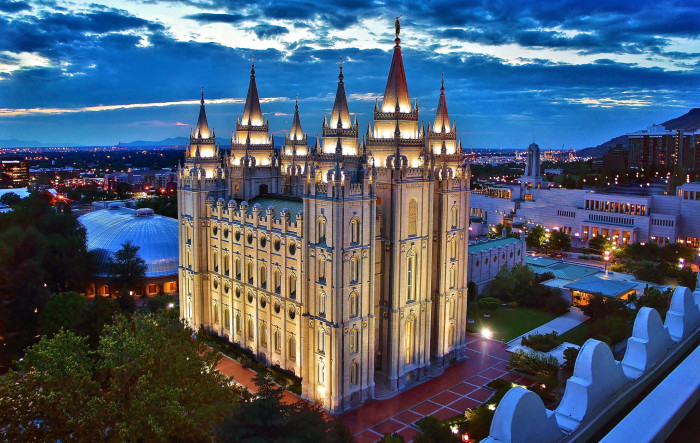 14. Salt Lake Temple