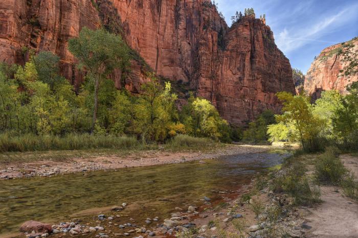 7. Zion National Park