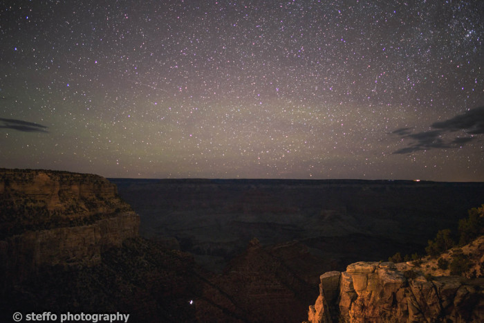 1. Arizona is home to some of the darkest skies in the country, which means that we can see far more stars than most other Americans will ever see in their lifetime.