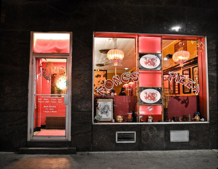 6. Fong's Pizza