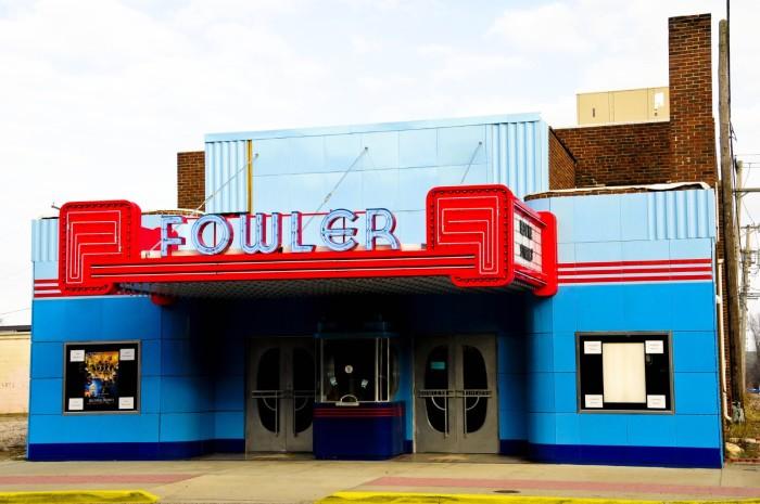 1. Fowler Theater (Fowler)