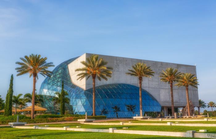 The Dali Museum, 1 Dali Blvd, St. Petersburg, FL 33701
