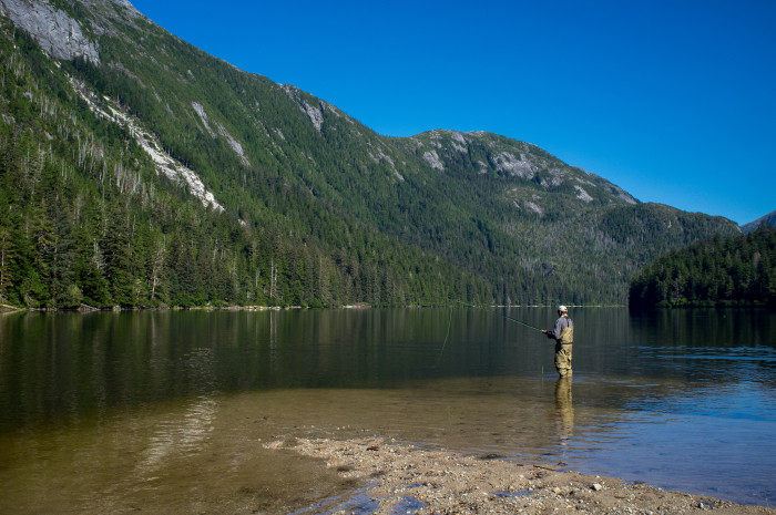 3. Wilderness Lake | Nenana