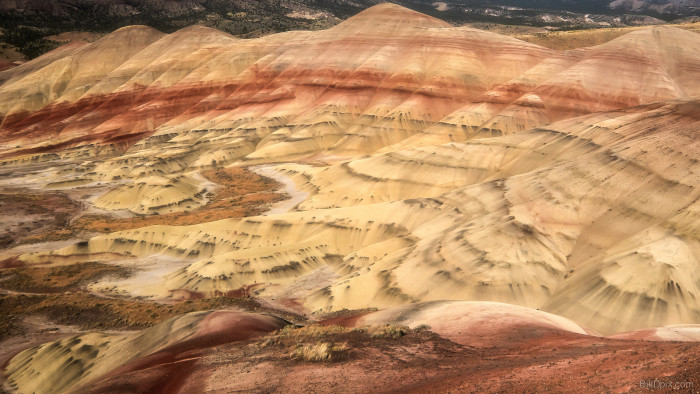 7. The Painted Hills