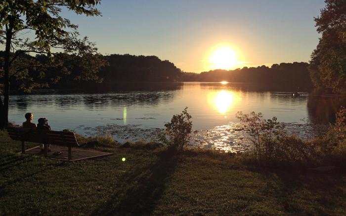 5. Lake Centennial, Howard County