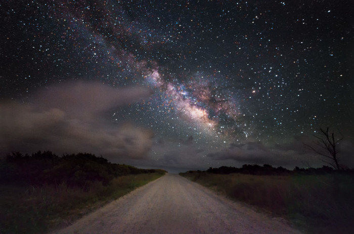 16. And if all else fails, North Carolina is home to plenty of gorgeous wide-open fields away from it all....great for cuddling up in cozy blankets and stargazing.