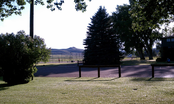 10. Clearmont, Wyoming