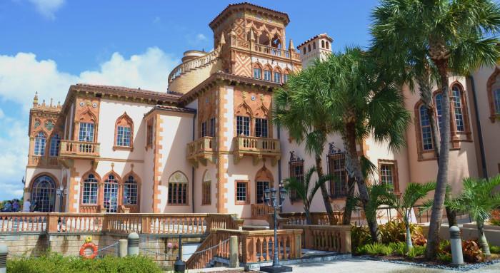 4. Cà d'Zan,The Ringling Museum, Sarasota