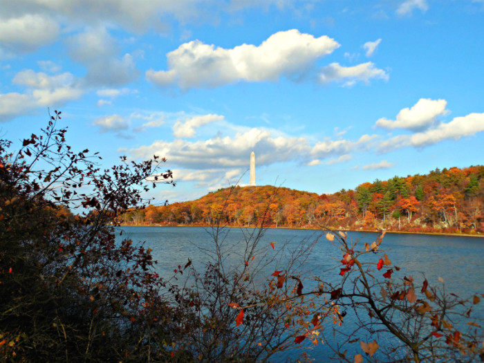 High Point in the fall.