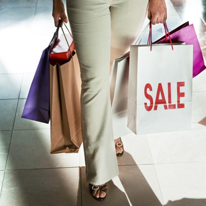 1. Tax-free shopping.