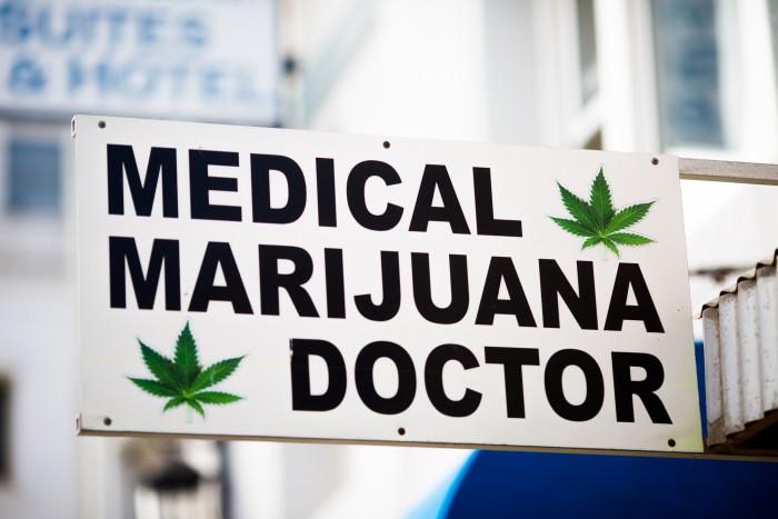 13. When medical marijuana was legalized in Massachusetts on November 6, 2012.