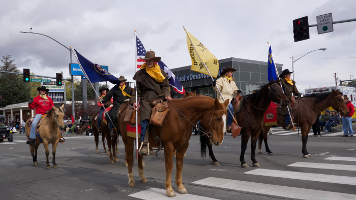 15. After becoming a state in 1864, Nevada has remained one of the only states to celebrate their statehood annually. The annual Nevada Day celebration is held in Carson City on the last Friday in October.