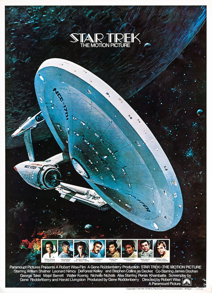 4. Star Trek: The Motion Picture