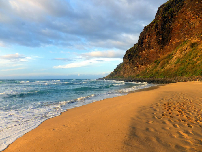 16) Polihale State Park, Kauai