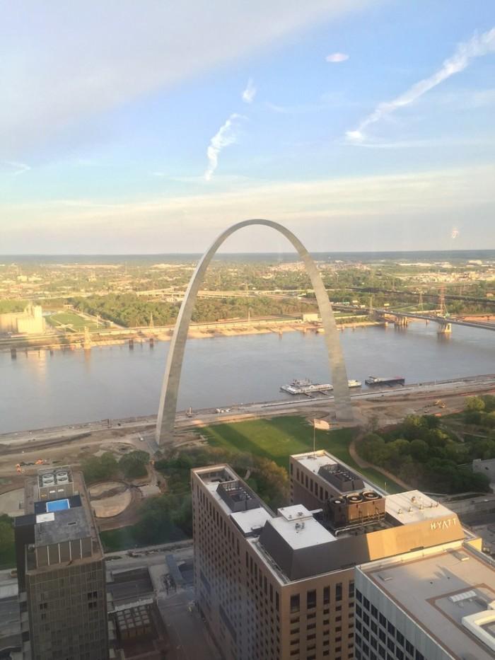 16.Kemoll's Italian Restaurant on Top of the Met in St. Louis
