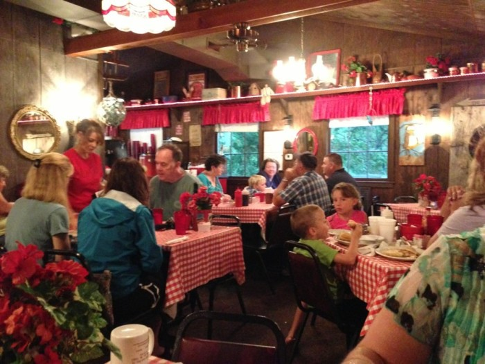 16.2. Billy Gail's Cafe, Branson