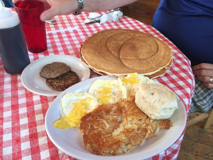 16.3. Billy Gail's Cafe, Branson