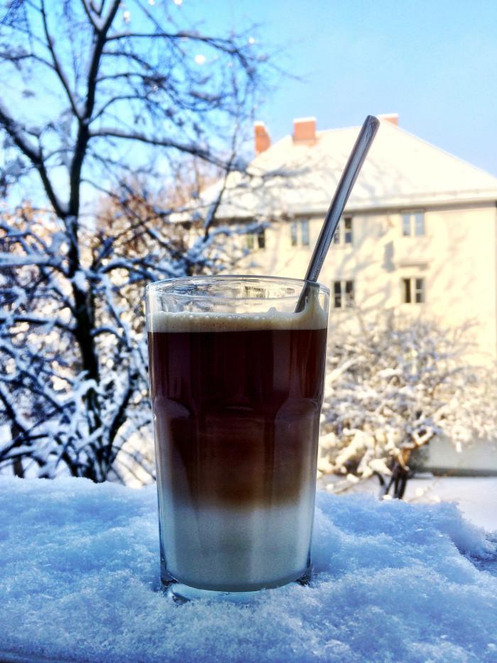 9. Iced Coffee