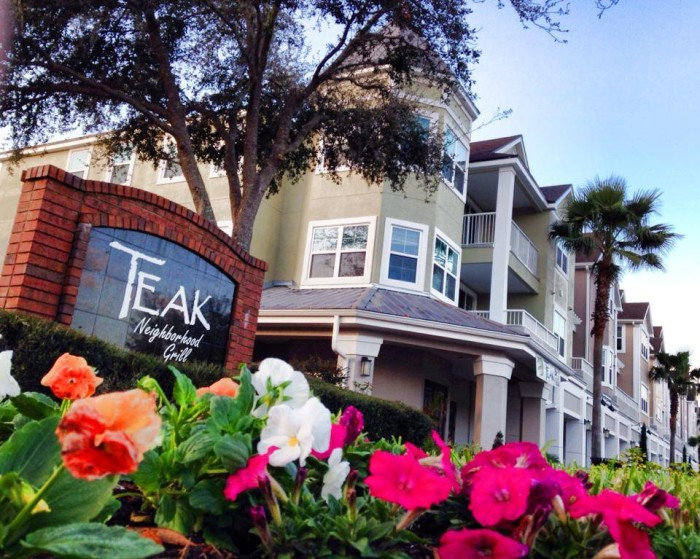 13. Teak Neighborhood Grill, Orlando