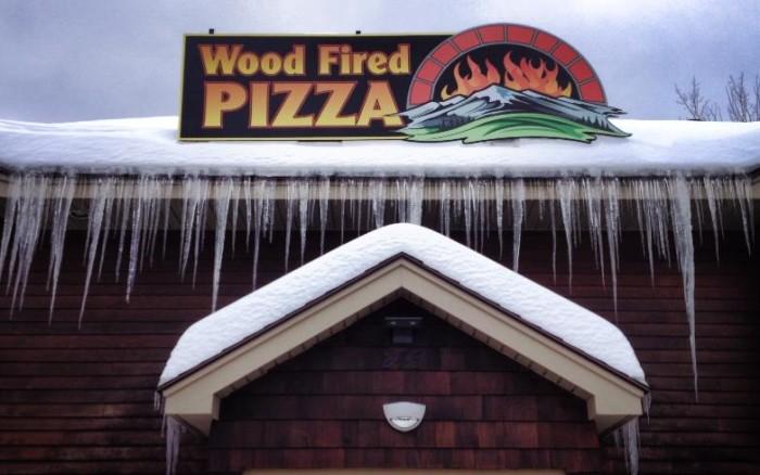 1. Mountain Fire Pizza, Gorham
