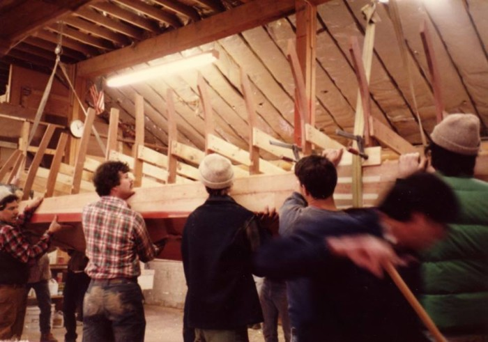 9. Maine is home to the best boat builders in the world!