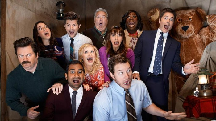 8. Parks and Recreation was Based in Indiana