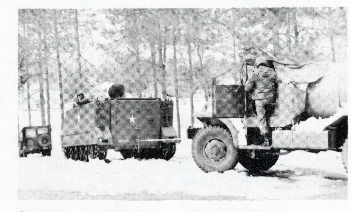 9. Infantry On Mission In Perry, Georgia.