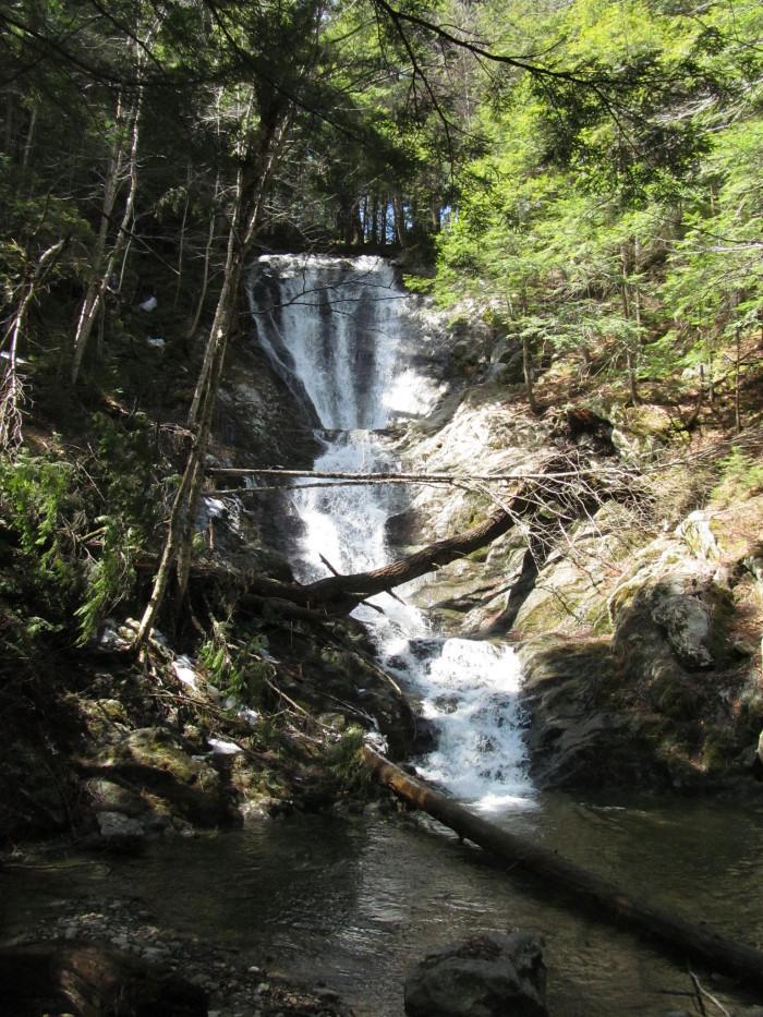 2. Tannery Falls, Savoy