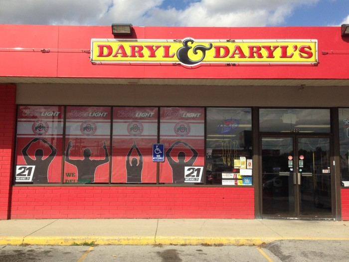 7. Daryl & Daryl's Pizza and Wings (Lima)