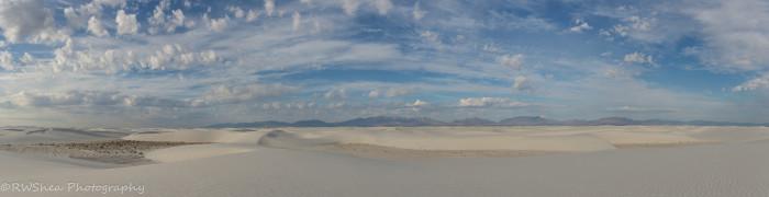 3. White Sands, near Alamogordo
