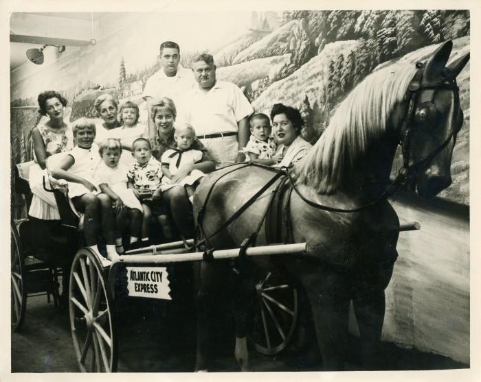 10. An Atlantic City vacation photo circa 1960.