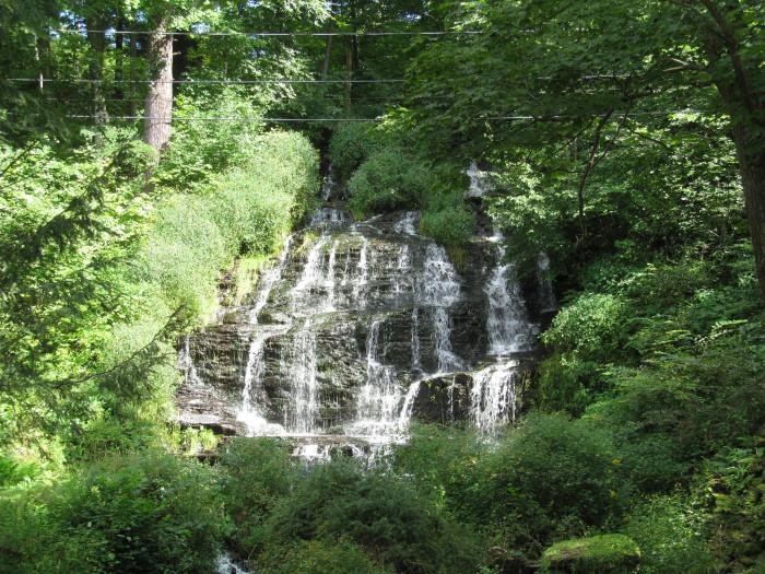 3. Slatestone Brook Falls, Sunderland