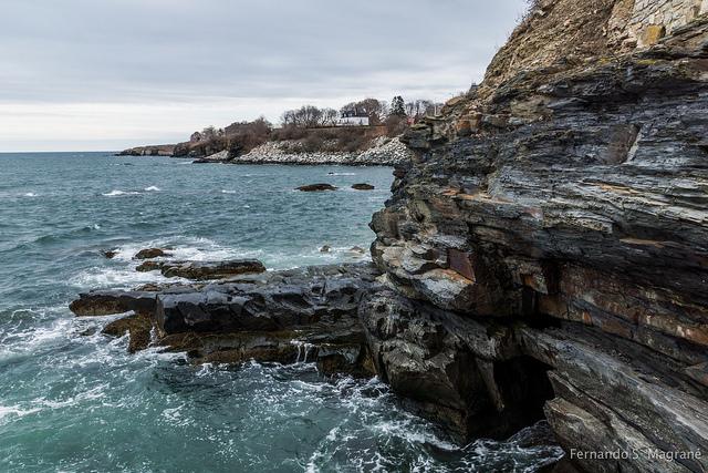1. The Newport Cliff Walk, Newport
