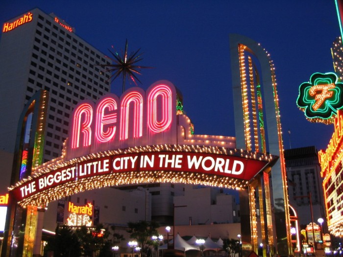 5. Reno - Population 236,995 / Crime Index - 16