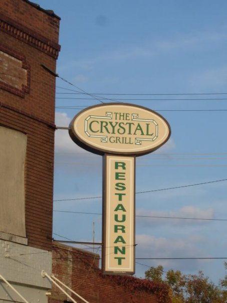 17. The Crystal Grill Restaurant, Greenwood