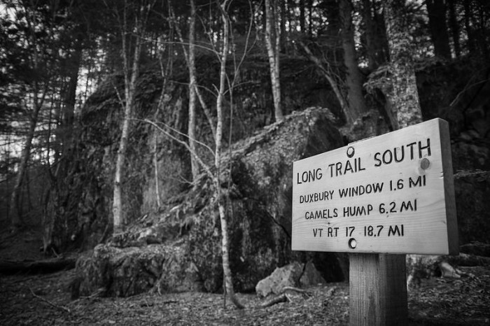 A difficult hike, even for experienced trekkers.