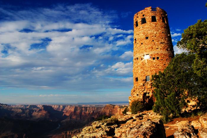 4. Desert View Watchtower