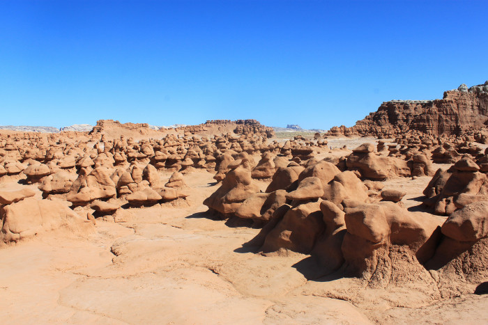 5. Goblin Valley