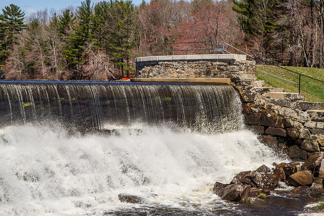 2. Harrisville Falls, Burrillville
