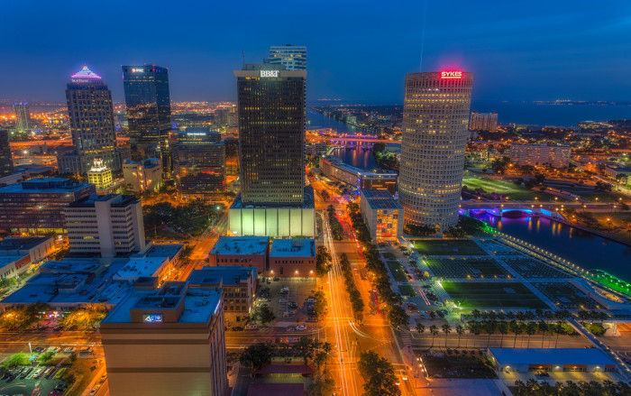 3. Tampa-St. Petersburg