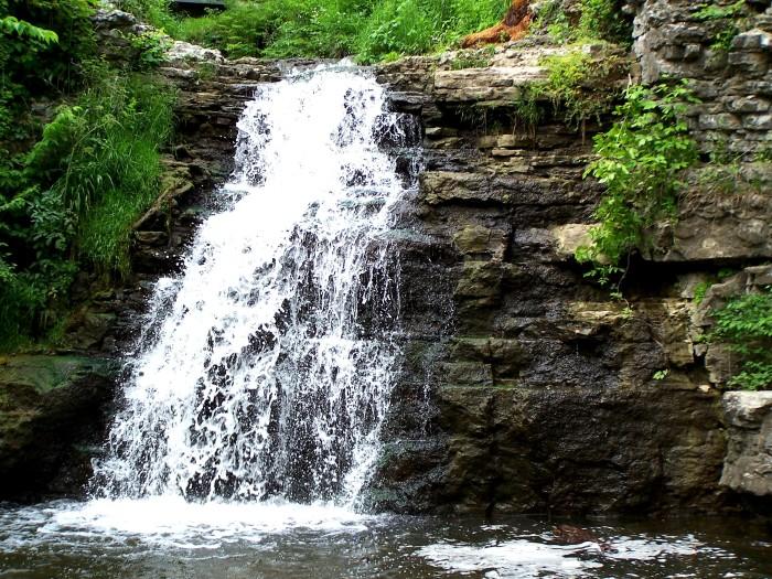 France Park Falls