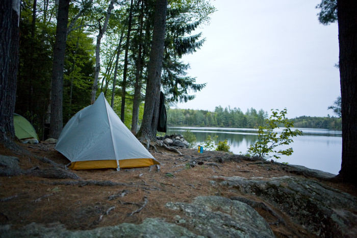 A never-ending list of camp sites waits for you here!