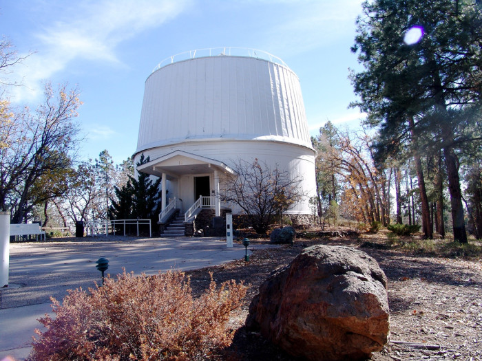 7. Lowell Observatory, Flagstaff