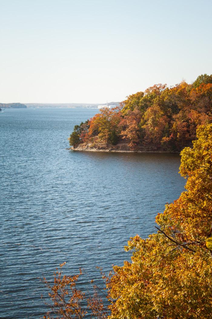 16.  Lake of the Ozarks