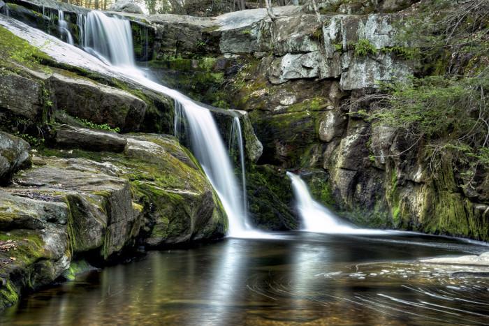 2. Enders Falls - West Granby